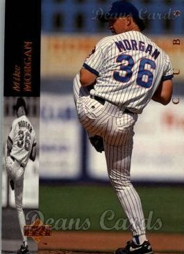 1994 Upper Deck #451  Mike Morgan