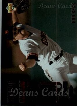 1994 Upper Deck #46   -  Rod Beck The Future is Now
