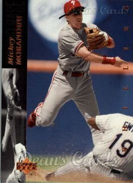 1994 Upper Deck #463  Mickey Morandini