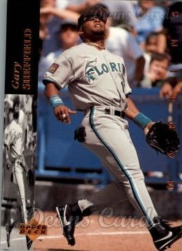 1994 Upper Deck #475  Gary Sheffield