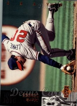1994 Upper Deck #489  Mark Lemke