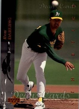 1994 Upper Deck #498  Ron Darling