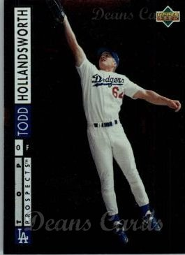 1994 Upper Deck #531  Todd Hollandsworth