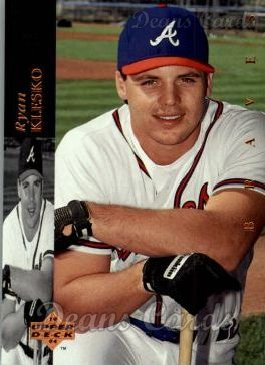 1994 Upper Deck #64  Ryan Klesko