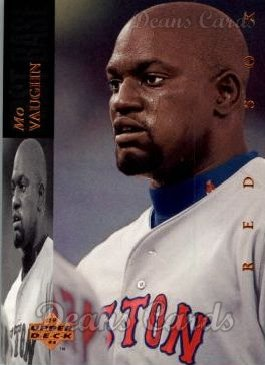 1994 Upper Deck #71  Mo Vaughn