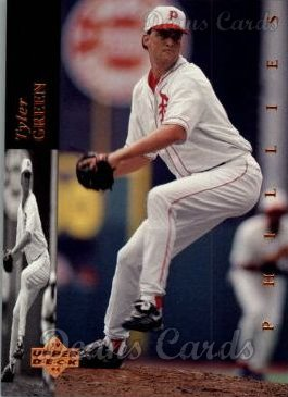 1994 Upper Deck #72  Tyler Green