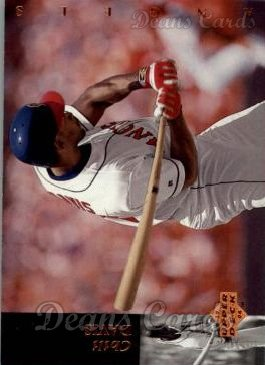 1994 Upper Deck #74  Chili Davis