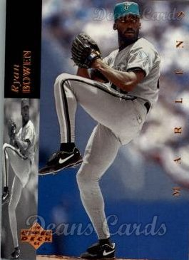 1994 Upper Deck #78  Ryan Bowen