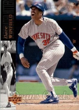 1994 Upper Deck #81  Dave Winfield