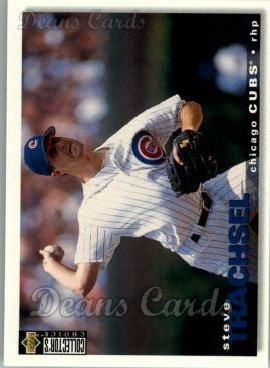 1995 Upper Deck Collector's Choice #212  Steve Trachsel