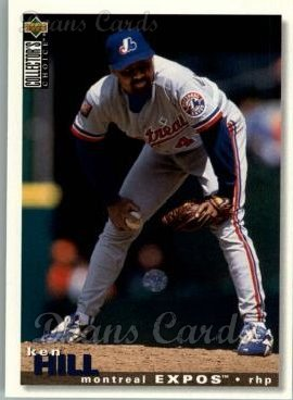 1995 Upper Deck Collector's Choice #236  Ken Hill