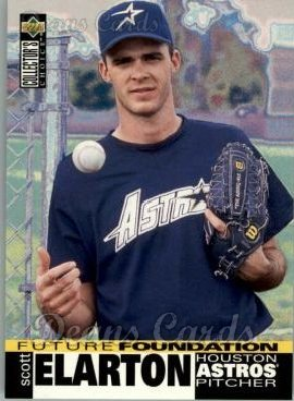 1995 Upper Deck Collector's Choice #32  Scott Elarton