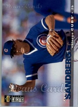 1995 Upper Deck Collector's Choice #48  Ryne Sandberg