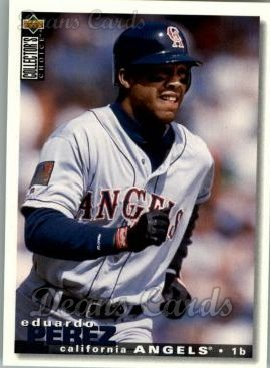 1995 Upper Deck Collector's Choice #94  Eduardo Perez