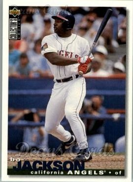 1995 Upper Deck Collector's Choice #95  Bo Jackson
