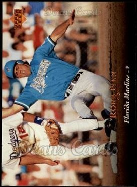 1995 Upper Deck #114  Robb Nen