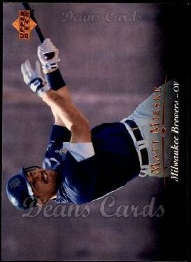 1995 Upper Deck #50  Matt Mieske