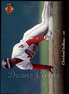 1995 Upper Deck #90  Kenny Lofton