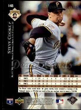 1995 Upper Deck #148  Steve Cooke