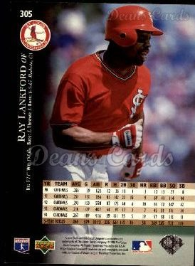 1995 Upper Deck #305  Ray Lankford