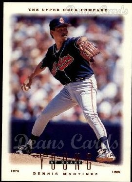 1996 Upper Deck #103  Dennis Martinez