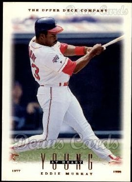 1996 Upper Deck #105  Eddie Murray