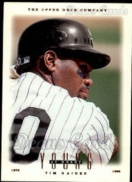 1996 Upper Deck #111  Tim Raines