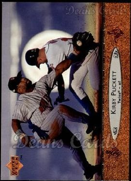 1996 Upper Deck #130  Kirby Puckett