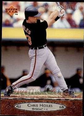 1996 Upper Deck #14  Chris Hoiles