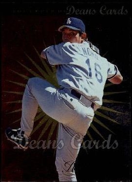 1996 Upper Deck #150   -  Hideo Nomo Beat the Odds