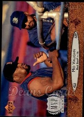 1996 Upper Deck #18  Mo Vaughn