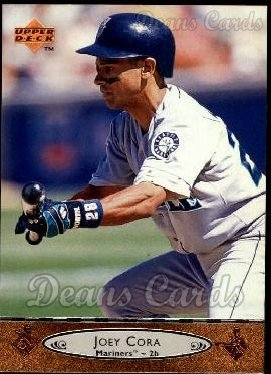 1996 Upper Deck #199  Joey Cora