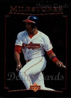 1996 Upper Deck #2  Eddie Murray