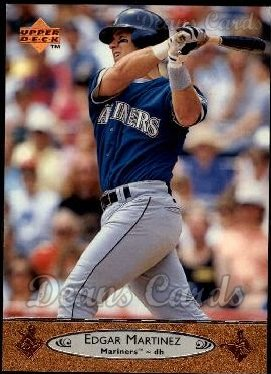1996 Upper Deck #205  Edgar Martinez