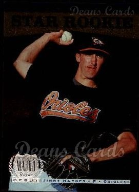 1996 Upper Deck #229  Jimmy Haynes