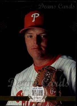 1996 Upper Deck #262  Rich Hunter
