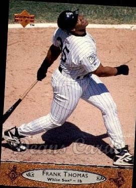 1996 Upper Deck #300  Frank Thomas