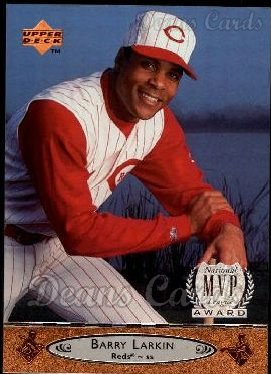 1996 Upper Deck #310  Barry Larkin
