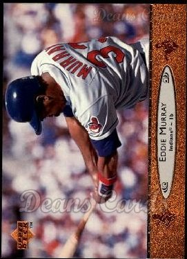 1996 Upper Deck #316  Eddie Murray