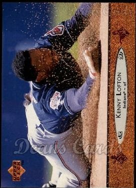 1996 Upper Deck #319  Kenny Lofton