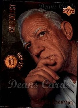 1996 Upper Deck #480  Sparky Anderson