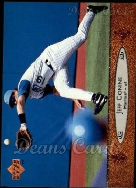 1996 Upper Deck #75  Jeff Conine