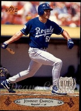 1996 Upper Deck #90  Johnny Damon