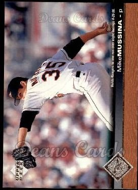 1997 Upper Deck #22  Mike Mussina
