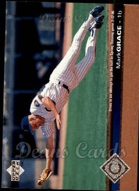 1997 Upper Deck #35  Mark Grace