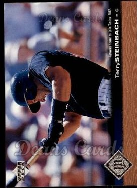 1997 Upper Deck #410  Terry Steinbach