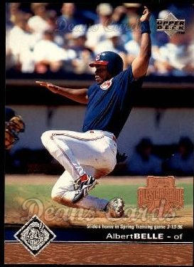 1997 Upper Deck #50  Albert Belle