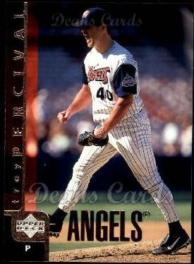 1998 Upper Deck #291  Troy Percival