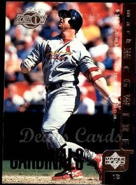 1998 Upper Deck #454  Mark McGwire
