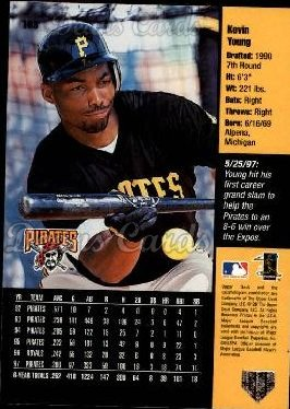 1998 Upper Deck #193  Kevin Young